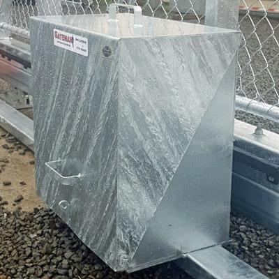 Gateman gate motor cover