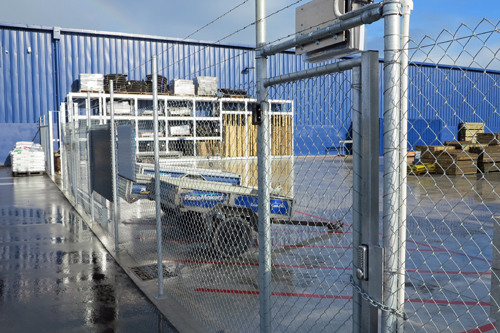 Automatic gates Placemakers