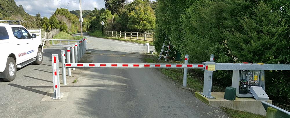 Sliding Road Beam servicing