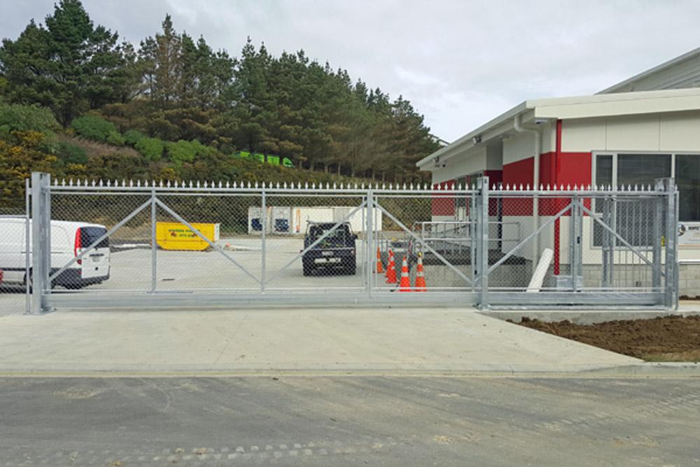 Taylor Preston automatic gate