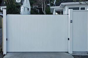 sliding gate diy panels