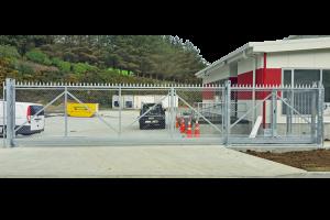 Preston Cool Stores automatic gate Grenada