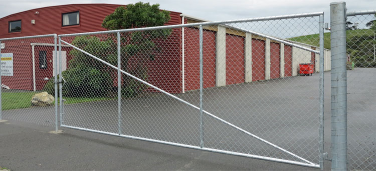 Conventional-swing-gate-industrial